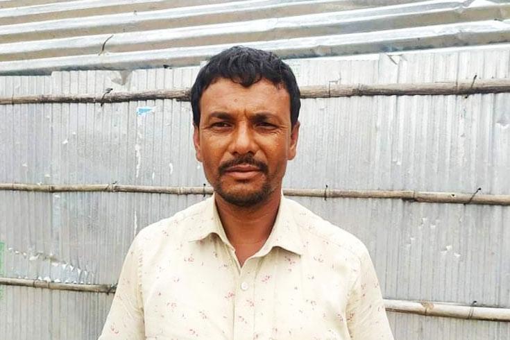 ঘরহারা মুহিবউল্লাহর 'কামিনি'