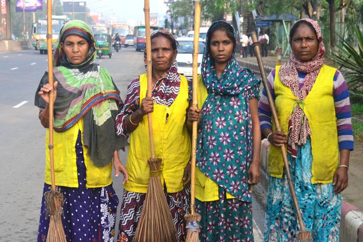 শ্রমিকের দৈনিক মজুরি ১০০ টাকা বাড়ল