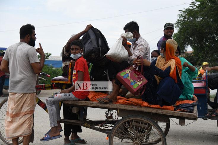 কাদের দায় দিলেন ব্যবসায়ীদের, তারা চাপালেন শ্রমিকের কাঁধে