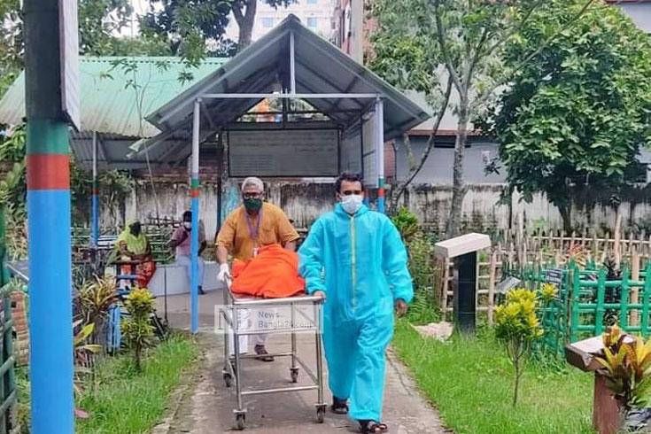 রোগী সামলাতে হিমশিম খাচ্ছে ময়মনসিংহ মেডিক্যাল