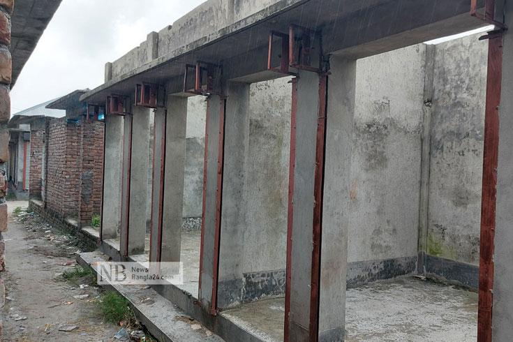 সরকারি ৫ একর জমি দখল আ. লীগের সাবেক এমপির