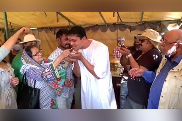অভিনেতা শুভর অন্যরকম জন্মদিন