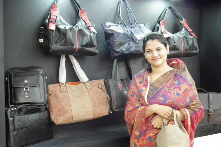 সাহসী নারীরাই সফল উদ্যোক্তা: রেজবিন হাফিজ