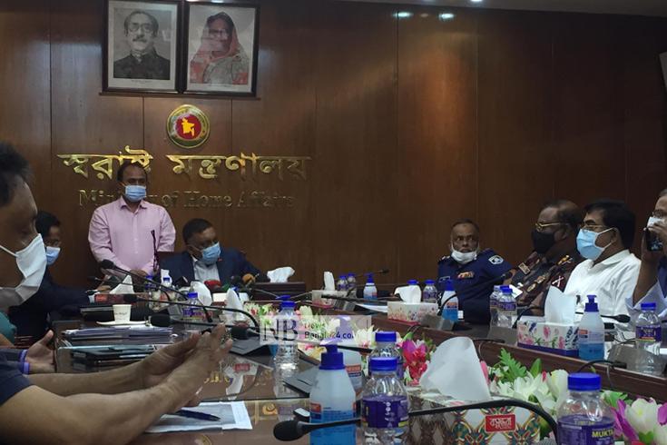 কুমিল্লার ঘটনায় কয়েকজন চিহ্নিত: স্বরাষ্ট্রমন্ত্রী