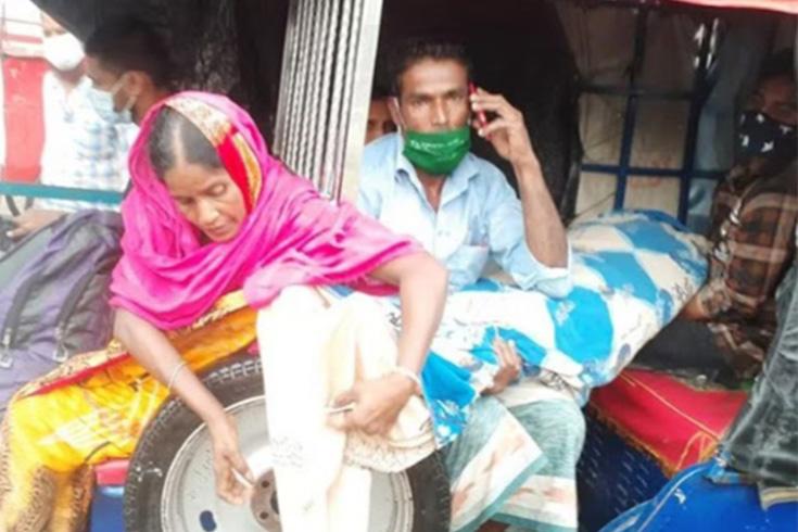 'চাঁদা দাবি'তে লাশবাহী অ্যাম্বুলেন্স আটকাল ছাত্রলীগ