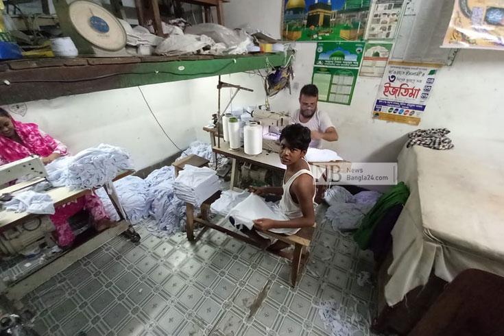 নারায়ণগঞ্জে হাজারো ঝুঁকিপূর্ণ কারখানায় শিশুশ্রম