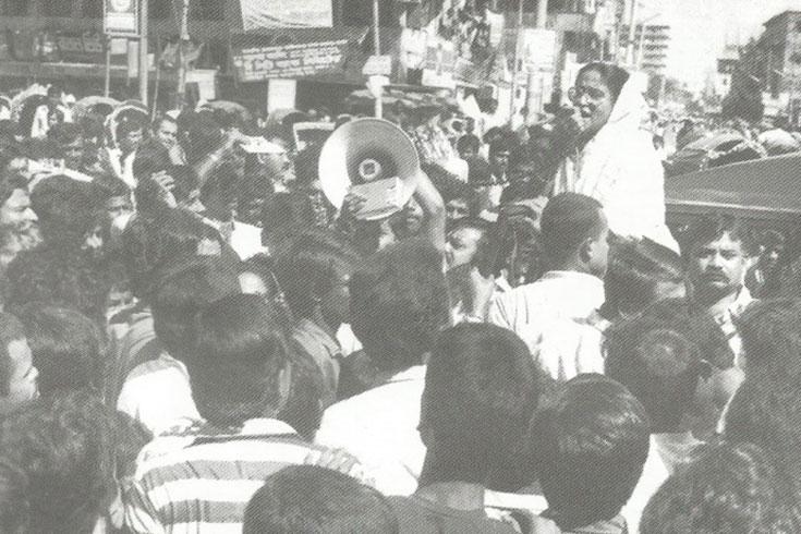 প্রতিদ্বন্দ্বীরা বিলীন, অটুট আওয়ামী লীগ