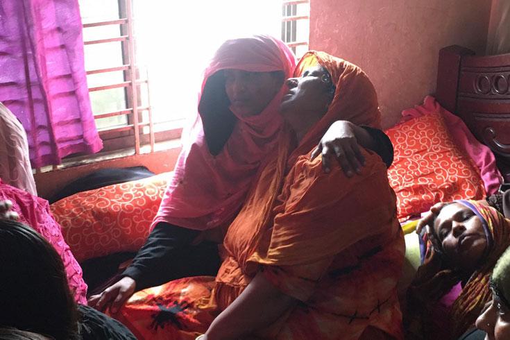 নিজ বাড়িতে শিশুর বস্তাবন্দি লাশ: হত্যার ভিন্ন মোটিভ দেখছে পুলিশ