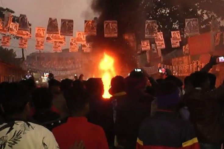 madaripur clash
