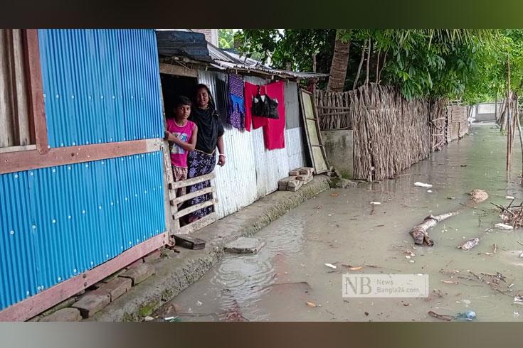 নদী ভাঙন: পাল্টে যাচ্ছে পিরোজপুরের মানচিত্র