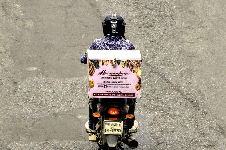কুরিয়ারে ক্যাশ অন ডেলিভারির টাকা সরাসরি ব্যাংকে