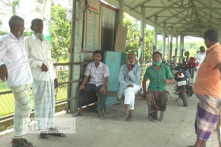 করোনা: বন্ধ নৌযান, কর্মহীন নৌ-শ্রমিক