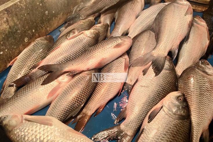 মাছ-সবজির বাজারে 'আগুন'