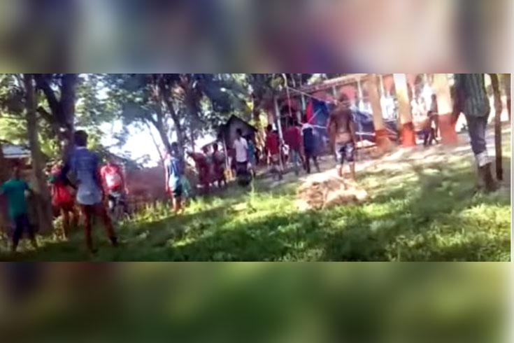 নাসিরনগরে হামলার তিন আসামি নৌকার প্রার্থী