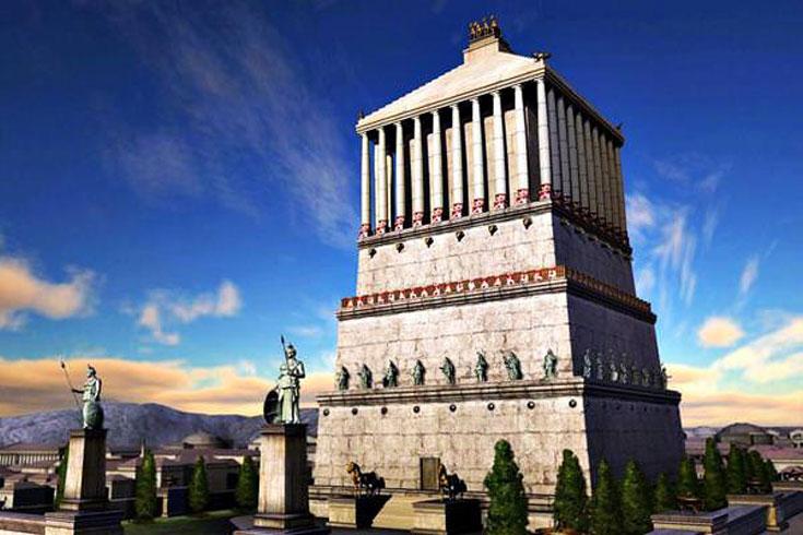 প্রাচীন পৃথিবীর সপ্তাশ্চর্য