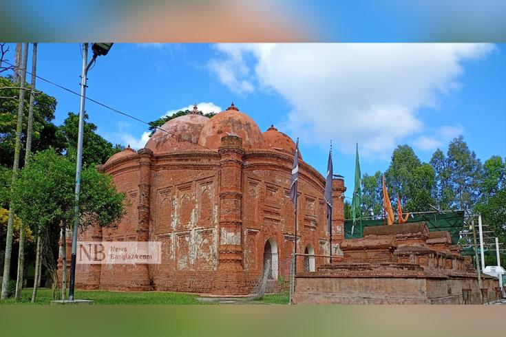 হাওরের ঐতিহ্য কুতুবশাহী মসজিদ