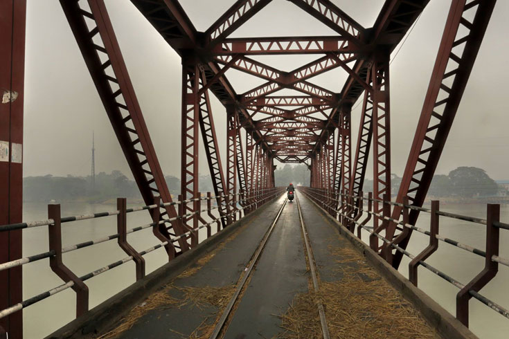 রেল কাম সড়ক সেতু হবে কালুরঘাটে, নকশা চূড়ান্ত