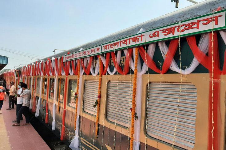 নেপাল, ভুটানেও যাওয়া যাবে ট্রেনে: রেলমন্ত্রী