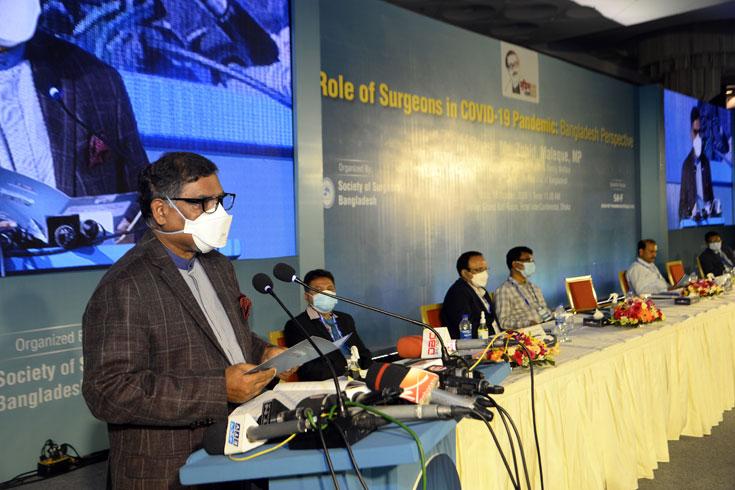 করোনার টিকা যথাসময়ে পাবে বাংলাদেশ: স্বাস্থ্যমন্ত্রী
