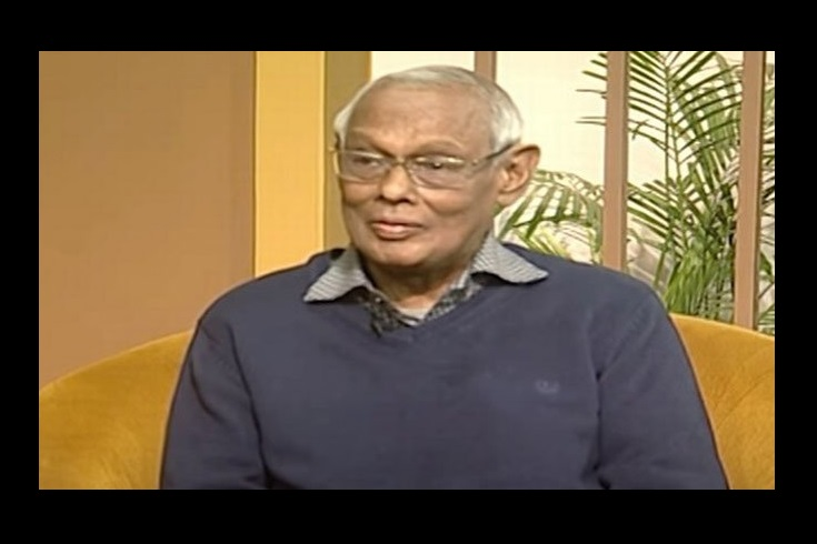 হায়দার আনোয়ার খান জুনোর প্রয়াণ