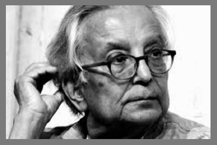 চলে গেলেন কবি অলোকরঞ্জন দাশগুপ্ত