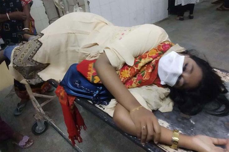 শাহমখদুম মেডিক্যাল কলেজে শিক্ষার্থীদের ওপর হামলা