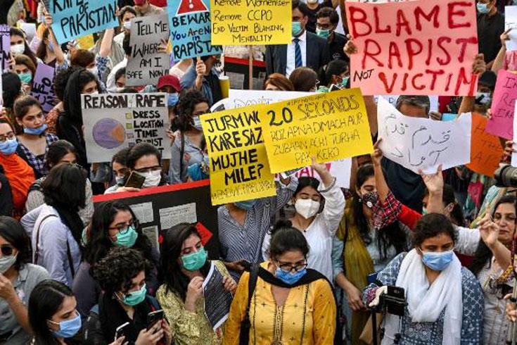 ধর্ষণ: পাকিস্তানে সতীত্ব পরীক্ষা বেআইনি ঘোষণা