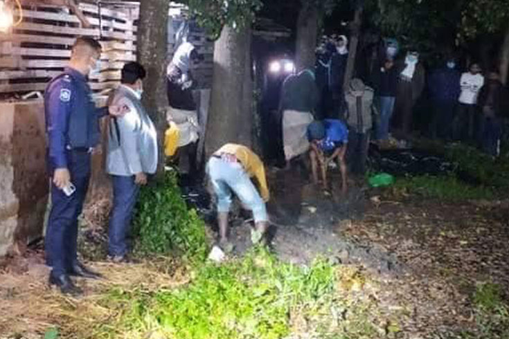রোহিঙ্গার হাতে খুন জাপা নেতা: পুলিশ