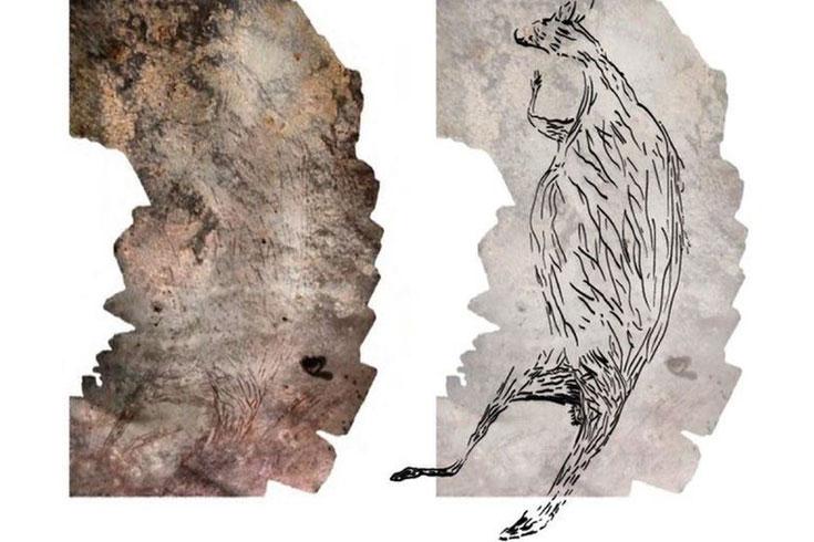 ১৭ হাজার ৩০০ বছরের পুরোনো চিত্রকর্মের সন্ধান