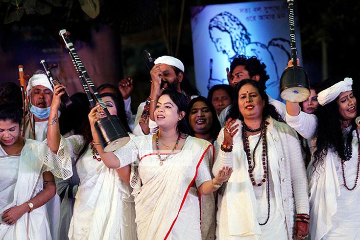 শিল্পকলায় সাধুসঙ্গের ২৩তম আসর বসবে শুক্রবার