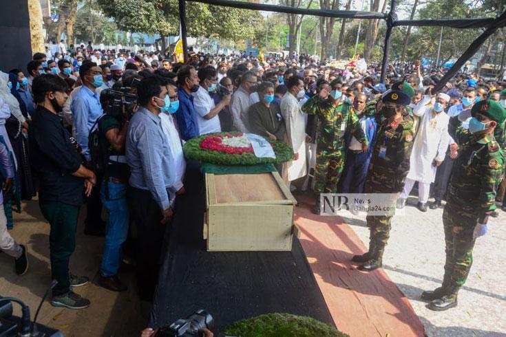 বিএনপির বুদ্ধি আছে কি না জানি না: জাফরুল্লাহ