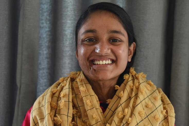 নেপালের 'সাহসী' মুসকান পাচ্ছেন আন্তর্জাতিক পুরস্কার