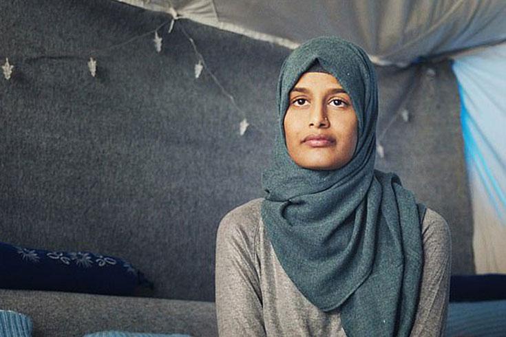 একটু উদার হোন, ব্রিটেনে ফেরার সুযোগ দিন: আইএসবধূ শামীমা