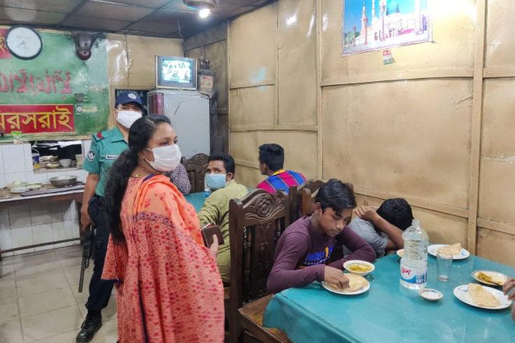 করোনা: চট্টগ্রামে ৩৭ মামলায় জরিমানা ৬৬ হাজার