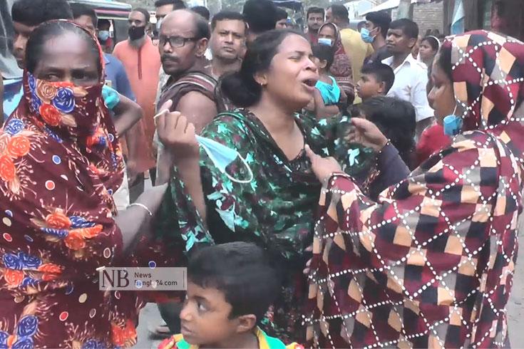 নিজ ঘরে কিশোরের গলাকাটা মরদেহ