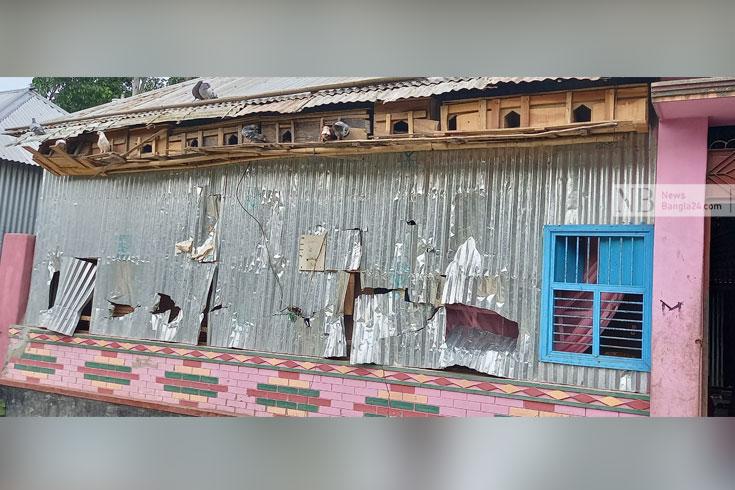 'পূর্ব শত্রুতার জেরে' হামলায় মামলা