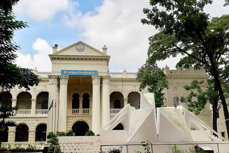 লকডাউনে বন্ধ জগন্নাথ বিশ্ববিদ্যালয়