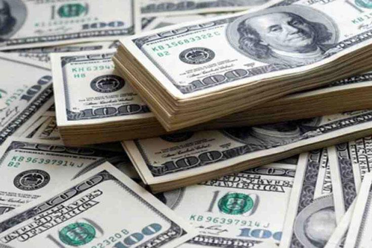 ৪৫ বিলিয়ন ডলারের নতুন উচ্চতায় রিজার্ভ
