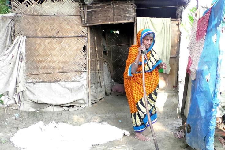 'এডা টেহার কাট' চান ৭৫ বছরের ফুলেছা
