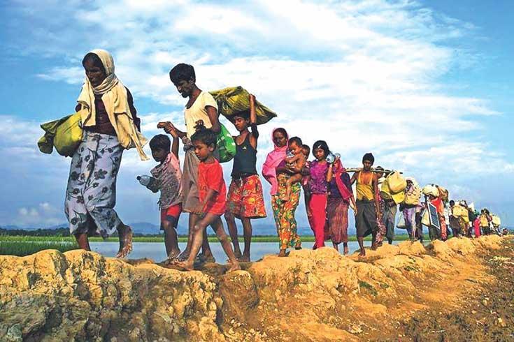 রোহিঙ্গাদের ২৭.৬ মিলিয়ন পাউন্ড দিচ্ছে যুক্তরাজ্য