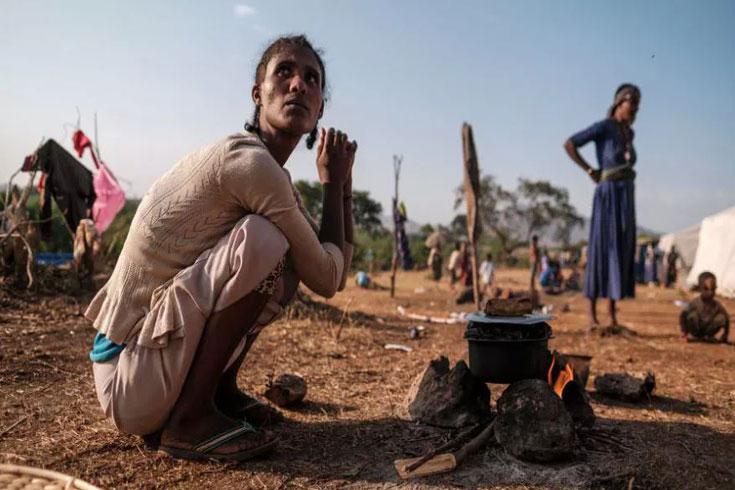 নিজ দেশে উদ্বাস্তু বিশ্বের সাড়ে ৫ কোটি মানুষ