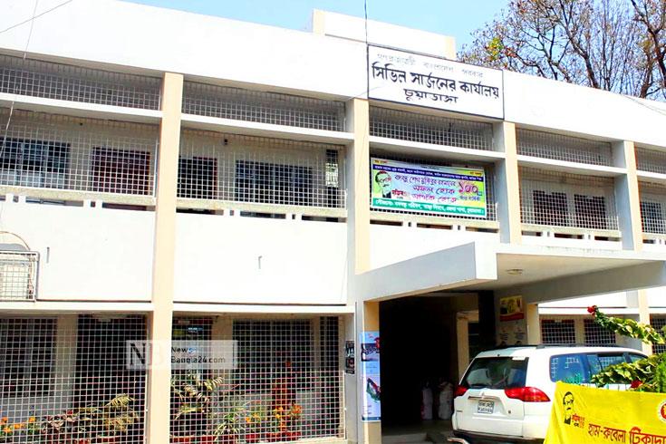 জীবিত করোনা রোগীকে মৃত দেখাল স্বাস্থ্য বিভাগ