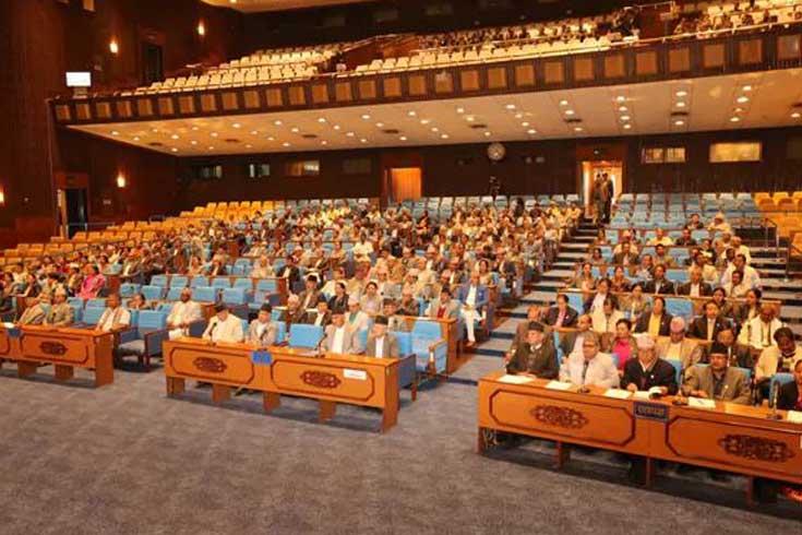 নেপালে পার্লামেন্ট ভেঙে দিয়ে নির্বাচনের তারিখ ঘোষণা