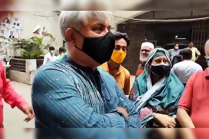 রোজিনার মামলা প্রত্যাহার চান আনিসুল