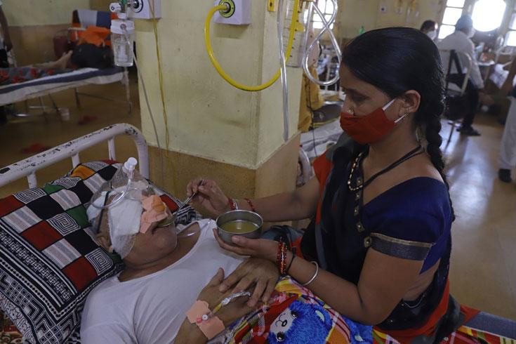 প্রাণঘাতী ব্ল্যাক ফাঙ্গাস: সংক্রমণ বুঝবেন কীভাবে
