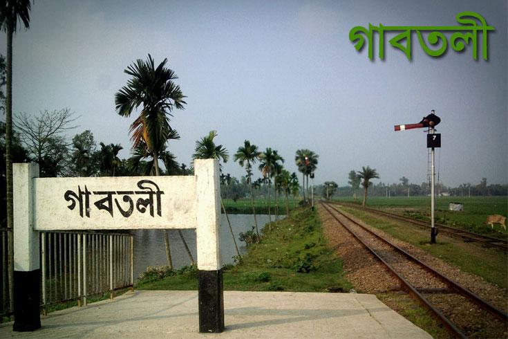 মহল্লাদার নিচ্ছে গাবতলী উপজেলা প্রশাসন