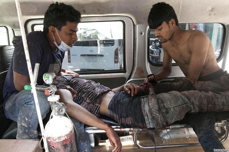 বাঁশখালী হত্যাকাণ্ড: দায়ী পুলিশ সদস্যদের বিচার দাবি