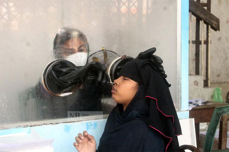 দেশে ভারতীয় ভ্যারিয়েন্টের 'কমিউনিটি সংক্রমণ'