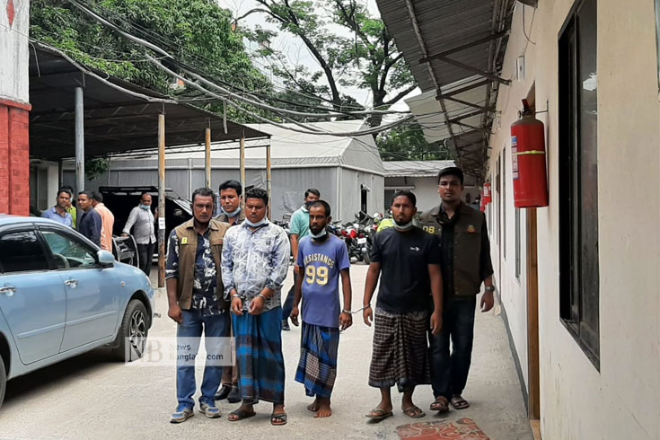 'নগদ' এর অভিযোগে তিন 'প্রতারক' গ্রেপ্তার