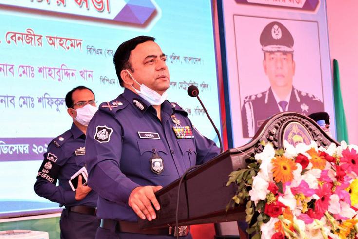 জেলায় জেলায় শপিংমল করবে পুলিশ